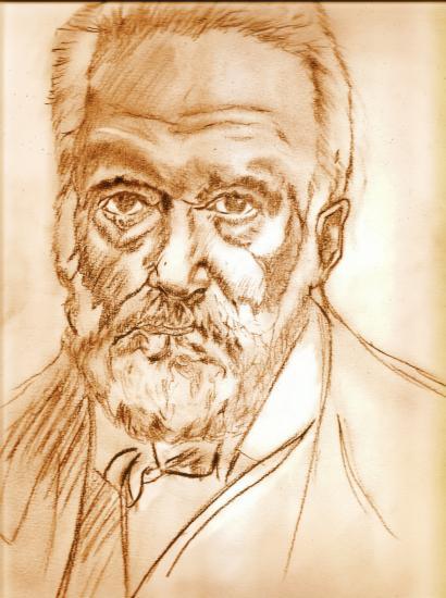 Victor Hugo par ichigo85